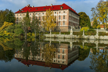 Libochovice castle/Czech Republic