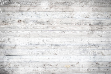 White Wooden Floorboards Texture