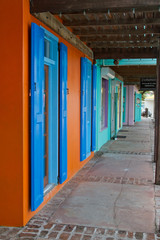 Colourful Shops, St Johns, Antigua