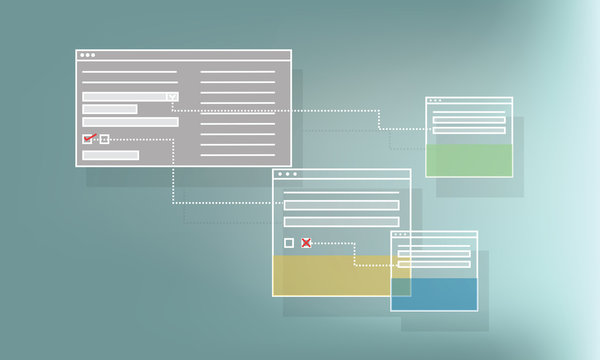 application forms in software development