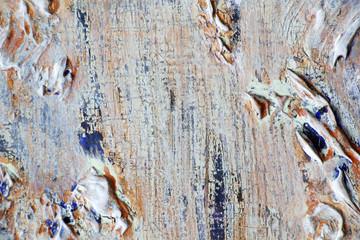 Потертые слои краски и состаренный фон