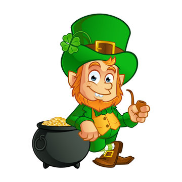 Vector illustration of St. Patrick's Day