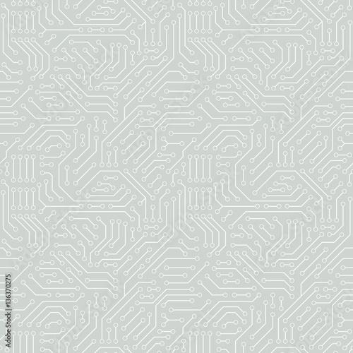 u0026quot computer circuit board  seamless pattern  u0026quot  stock image
