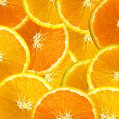 Fototapete - Saftige Orangen