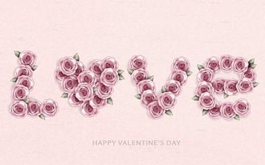 rose flower love