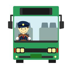 路線バス ドライバー