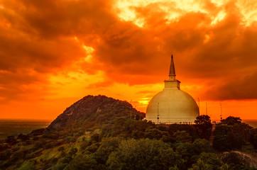 Buddhist temple asia