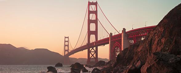 Golden Gate Bridge of San Francisco