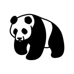 Panda Vector Illustration