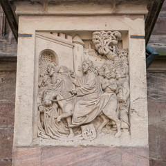 Jesus - Old Relief