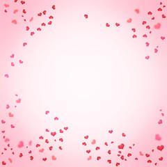 Liebe Valentinstag Hintergrund Herzen