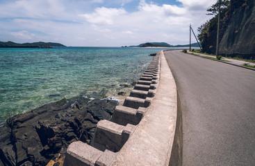 Coastal defence, Okinawa