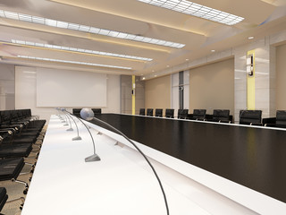 conference room - rendering