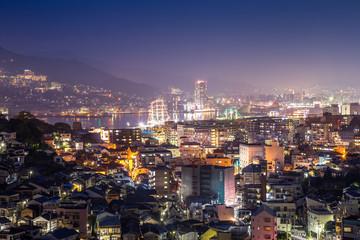 Papiers peints Turquie 長崎の夜景