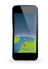 Samrtphone Navigation