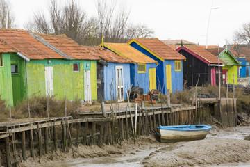 Cabanes ostréicoles Marennes-Oléron