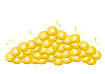 お金 コイン イラスト 日本円