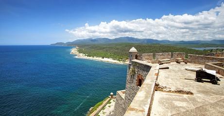 Castillo del Morro, Santiago de Cuba, Kuba