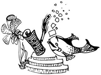 riddler fish