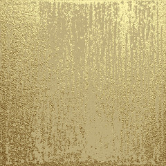 Gold grunge texture to create distressed effect.