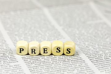 Presse - Nachrichten - Schlagzeile