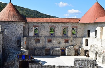 Zuzemberk Fortress, Castle in Slovenia