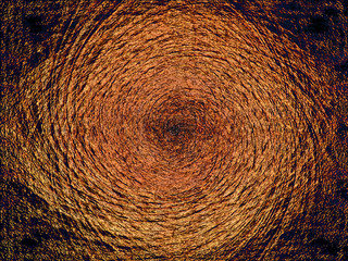 Forma abstracta circular