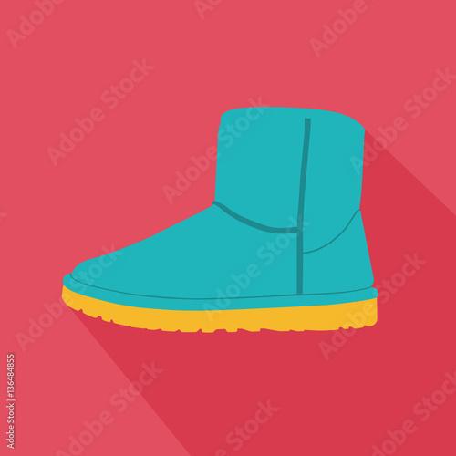 1d27e4aa2af one fashion winter ugg boot,vector, illustration