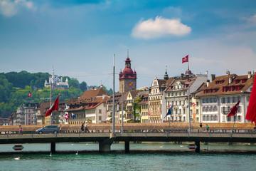 Швейцария. Люцерна