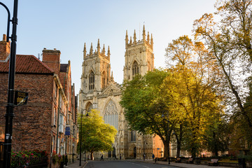 York Minster Cathedral England Wall mural
