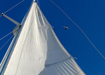 Sailing on Nawiliwili Bay