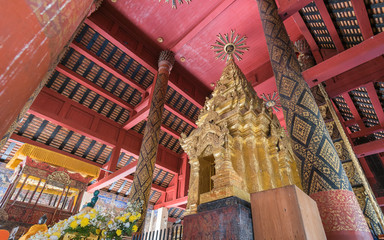 Wat Phra That Lampang Luang Temple