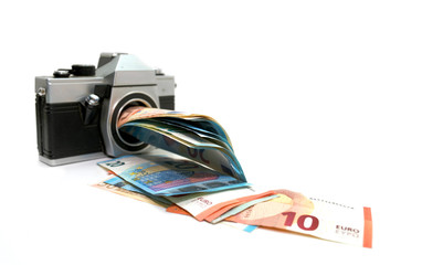 money making photo camera