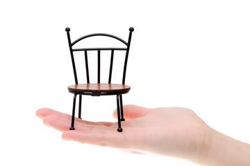 椅子 ミニチュア