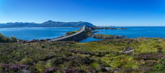 Mit dem Wohnmobil durch Norwegen - Atlantikstraße