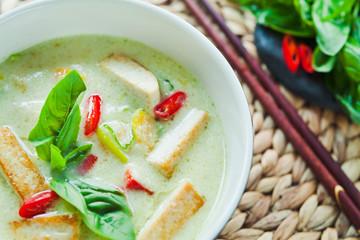 Vegetarian Thai Green Curry