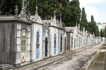 Portugal - Lissabon - Cemiterio dos Prazeres