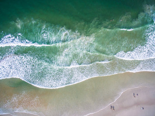 Daytona Beach from the air