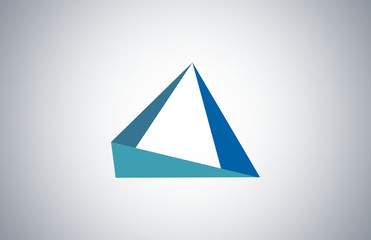 triangle vector logo