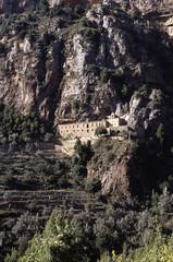Deir Mar Elisha / Monastère Saint-Elisée / Liban