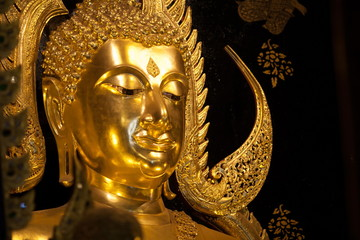 buddha image in temple