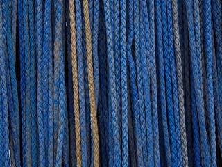 カラフルなロープ