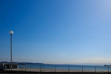 Sea seen from Enoshima