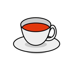 カップ(紅茶)