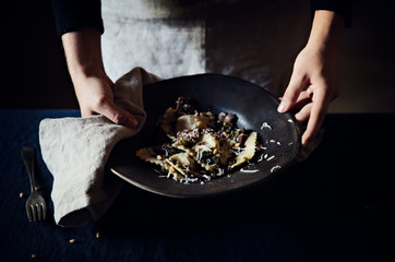 pasta making 12