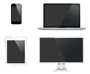 Set of digital technology