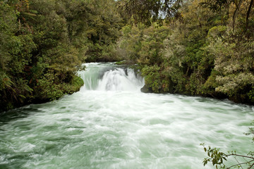White Water, Landscape, falls, New Zealand, Nort Island