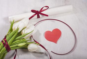 Happy Valentine' Day Background