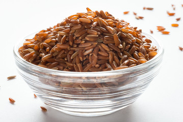 Bhutanese Rice in an bowl