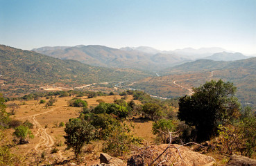 Hhenga Mountains, Swaziland